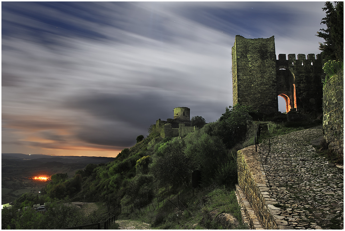 Photograph Castillo de Jimena (Cádiz) by César Comino García on 500px