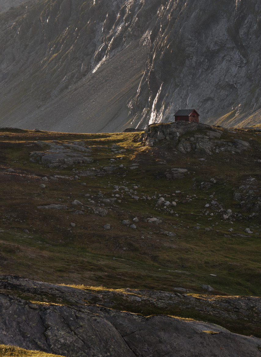 Photograph the little hut by Camilla Karlsen on 500px
