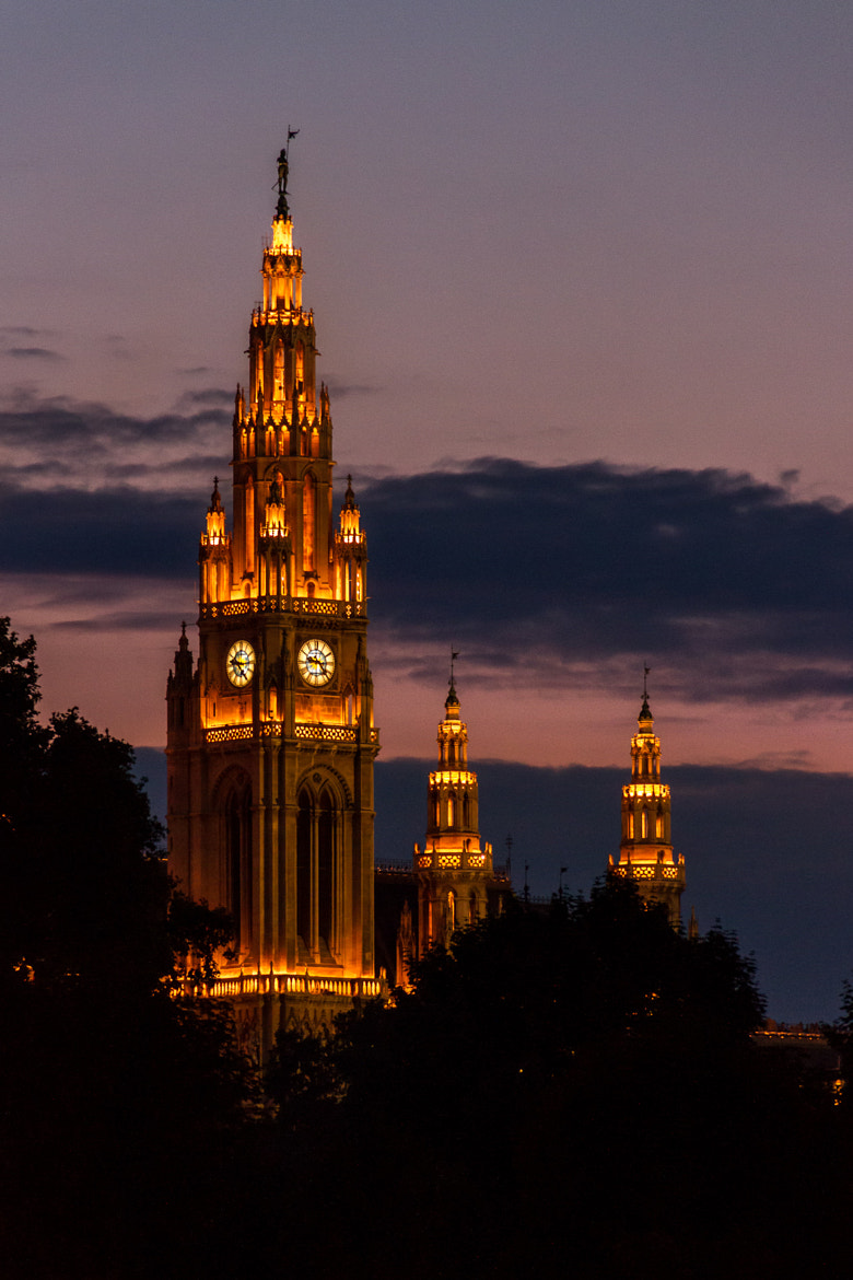 Photograph Rathaus by Guido Agapito on 500px