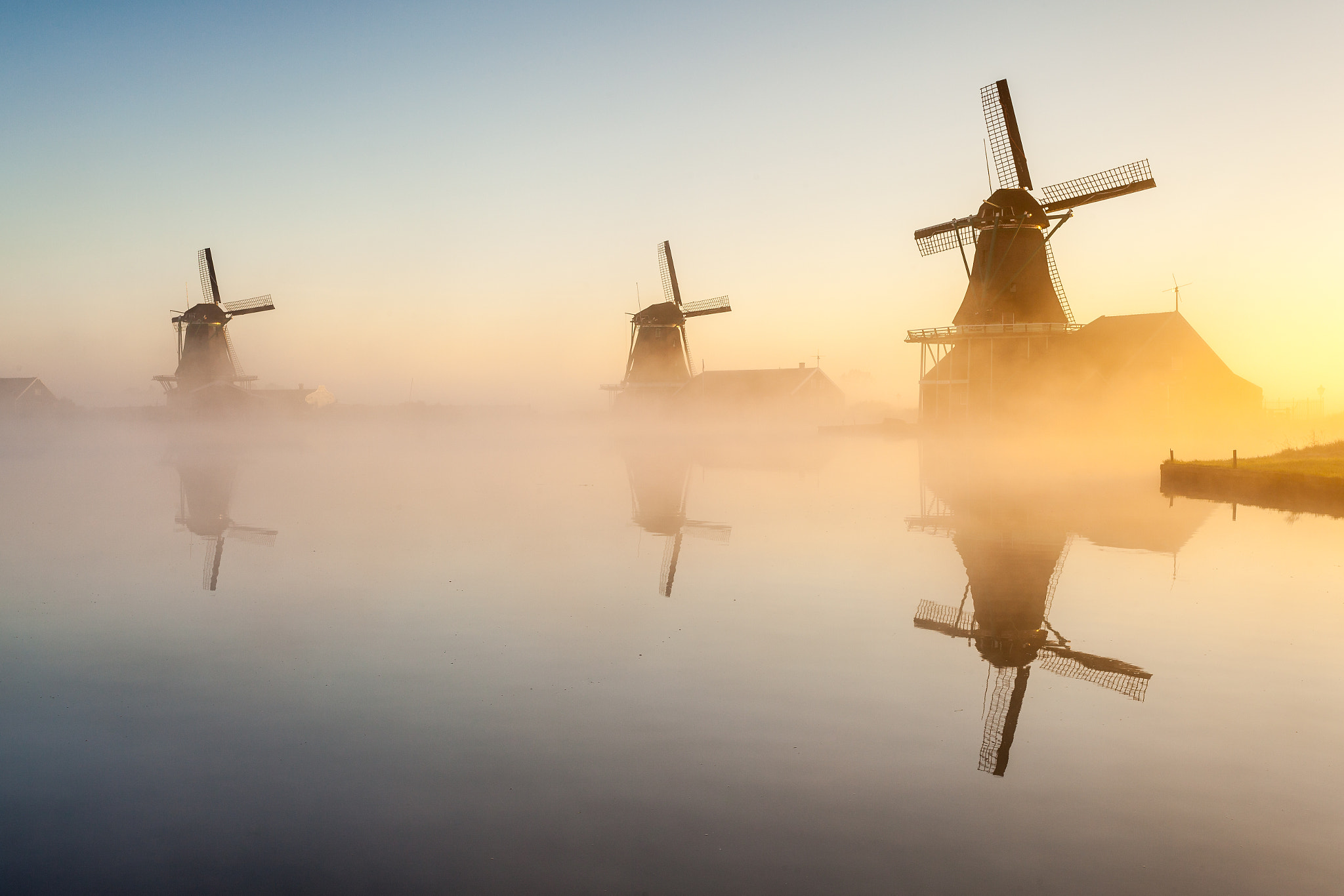 Photograph Misty morning by Mirco Gugg on 500px