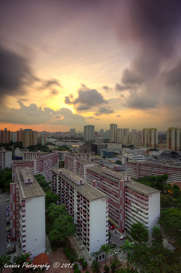 Redhill HDB Estate, Singapore