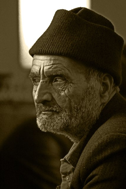 Photograph Old man by Sina Asadi on 500px