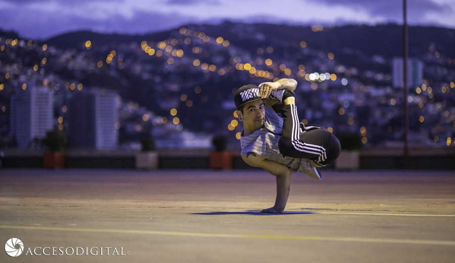 Bboy Gino by Axel Garrido on 500px.com