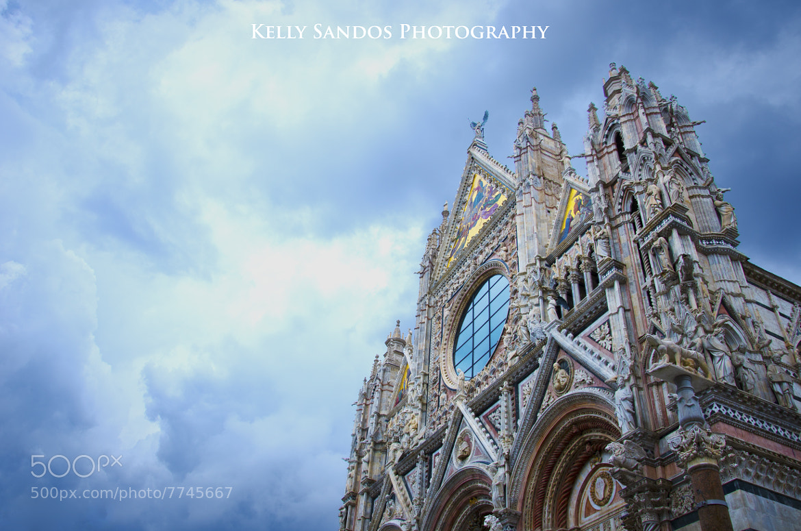 Photograph Siena II by Kelly Sandos on 500px