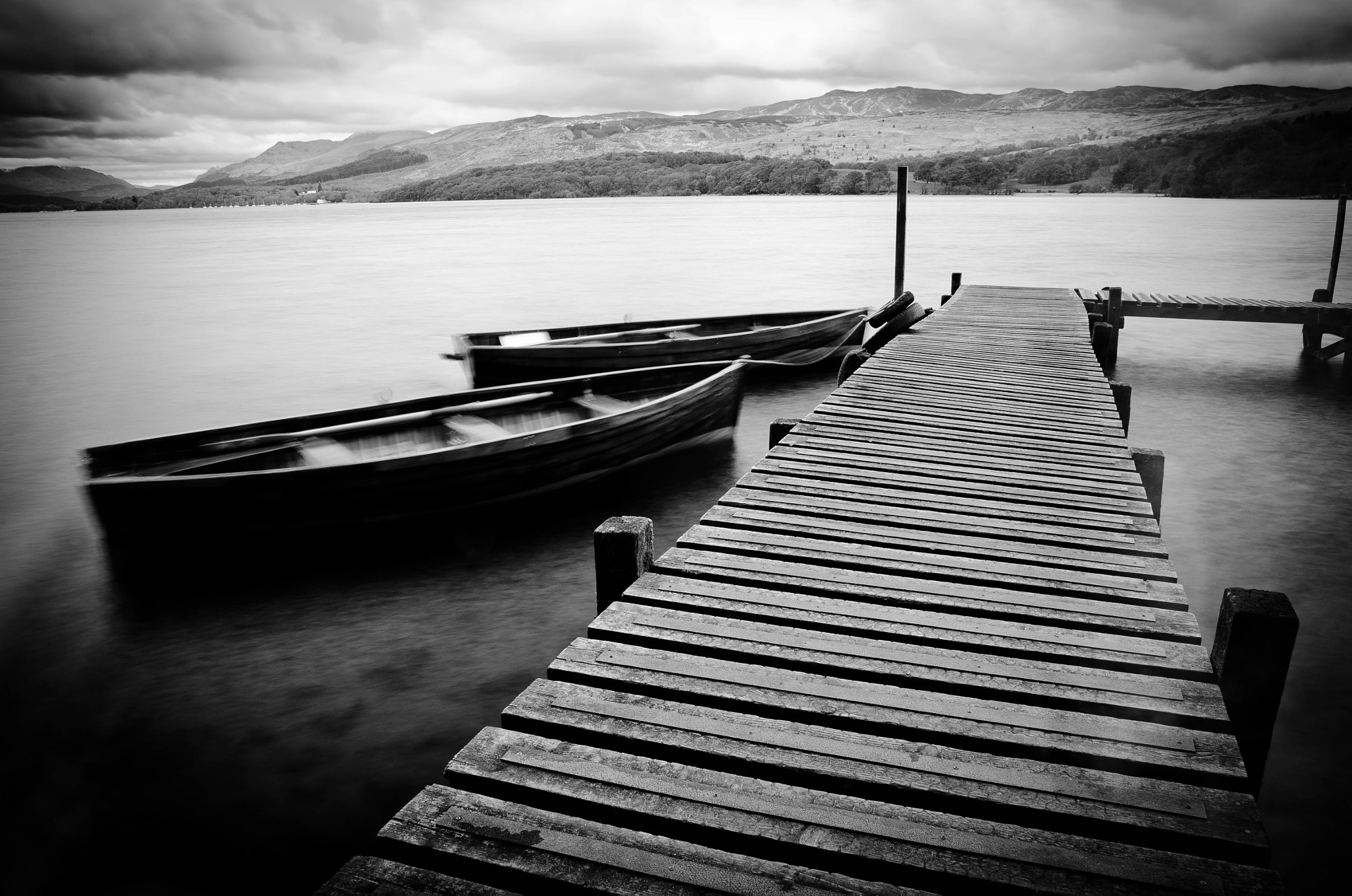 Photograph Loch Lomond IV by James Barlow on 500px