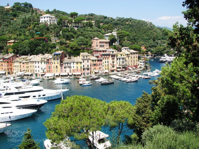 Photograph Portofino, Italy by Len Hollie on 500px