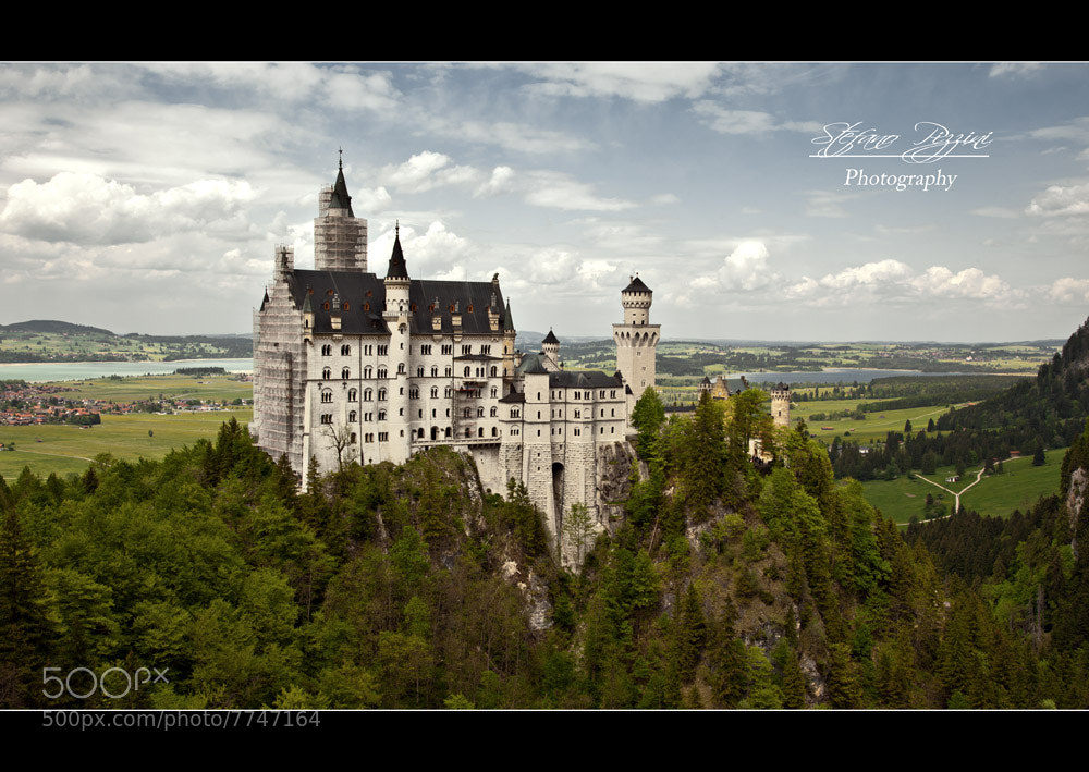 Photograph Neuschwanstein - Germany by Stefano Pizzini on 500px