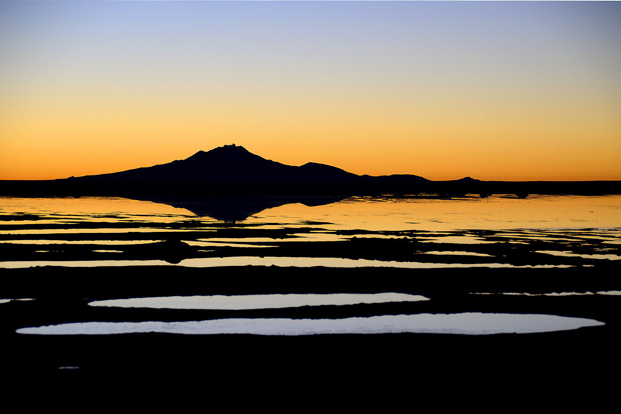 Photograph Sunset, Salar – Bolivia by Amit Bahat on 500px