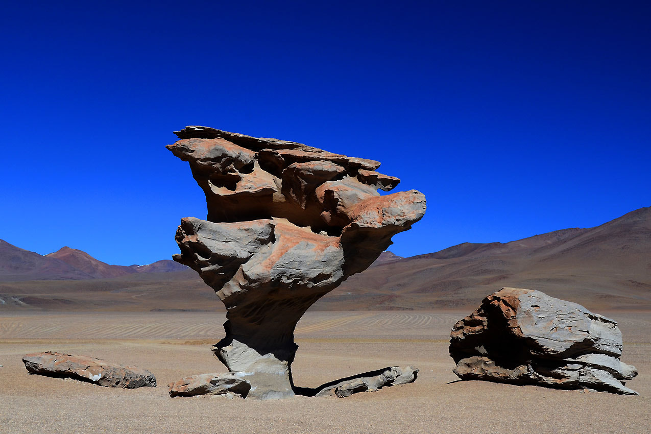 Photograph Deviles Head, Salar – Bolivia by Amit Bahat on 500px