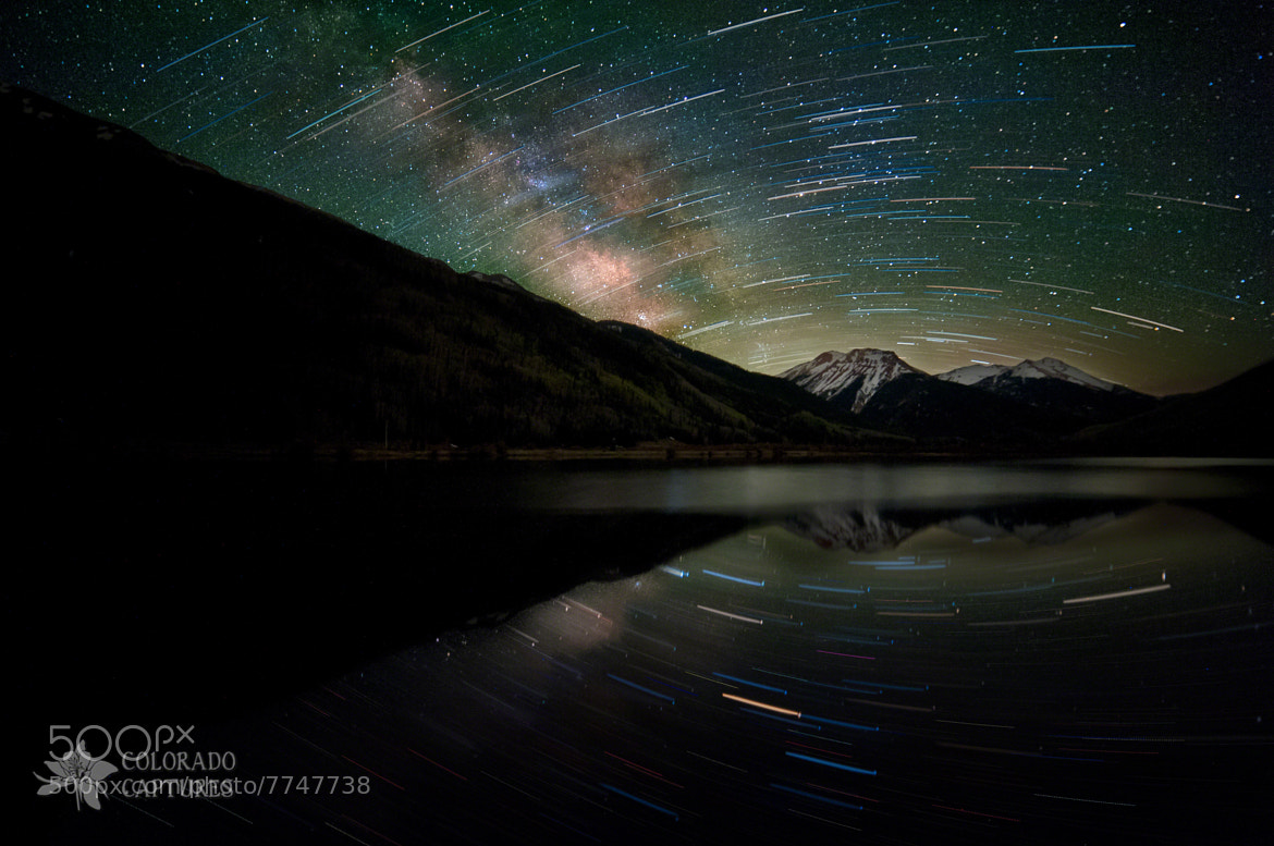 Photograph Celestial Rotation In The Colorado San Juans by Mike Berenson - Colorado Captures on 500px