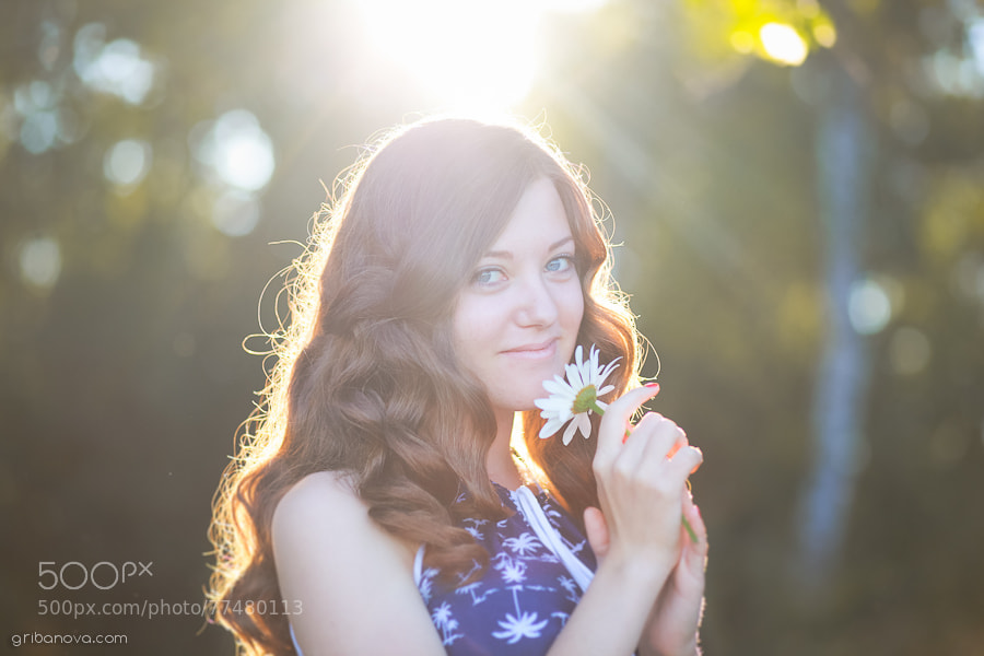 Photograph sun kissed by Polina Tulyakova on 500px