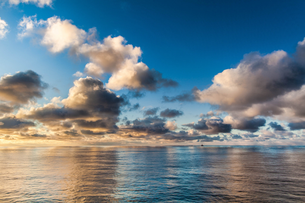 Photograph Open sea by Tore Heggelund on 500px