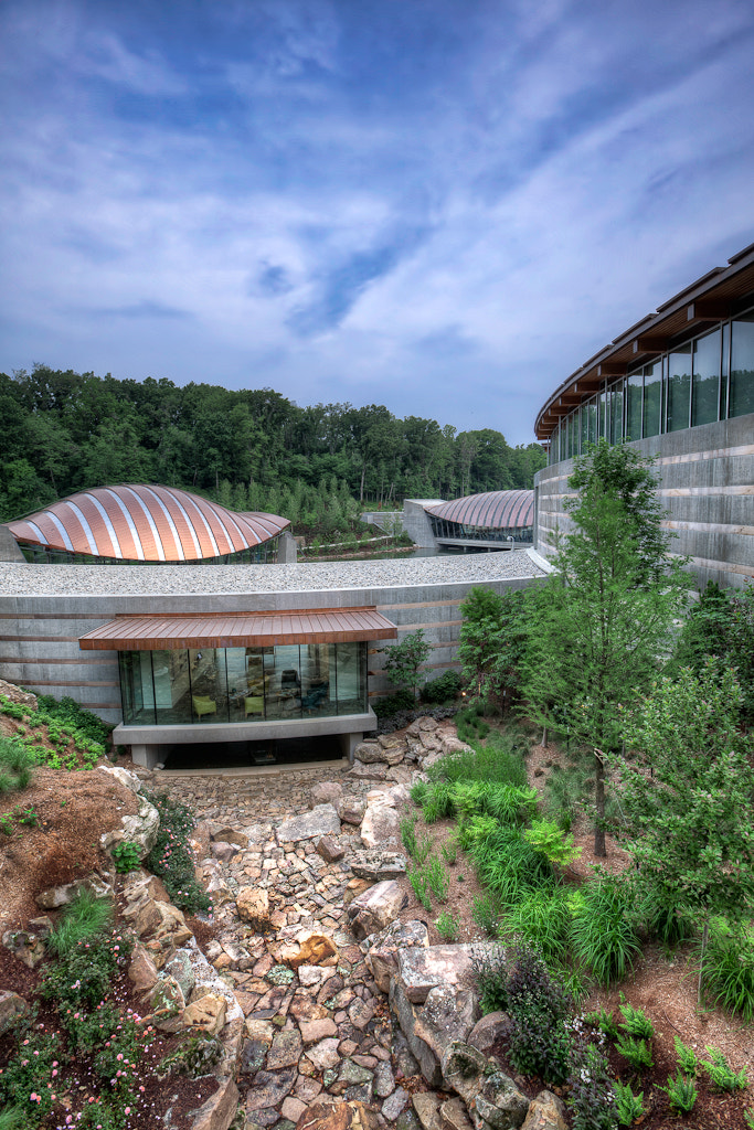 Photograph Crystal Bridges by  W Brian Duncan on 500px