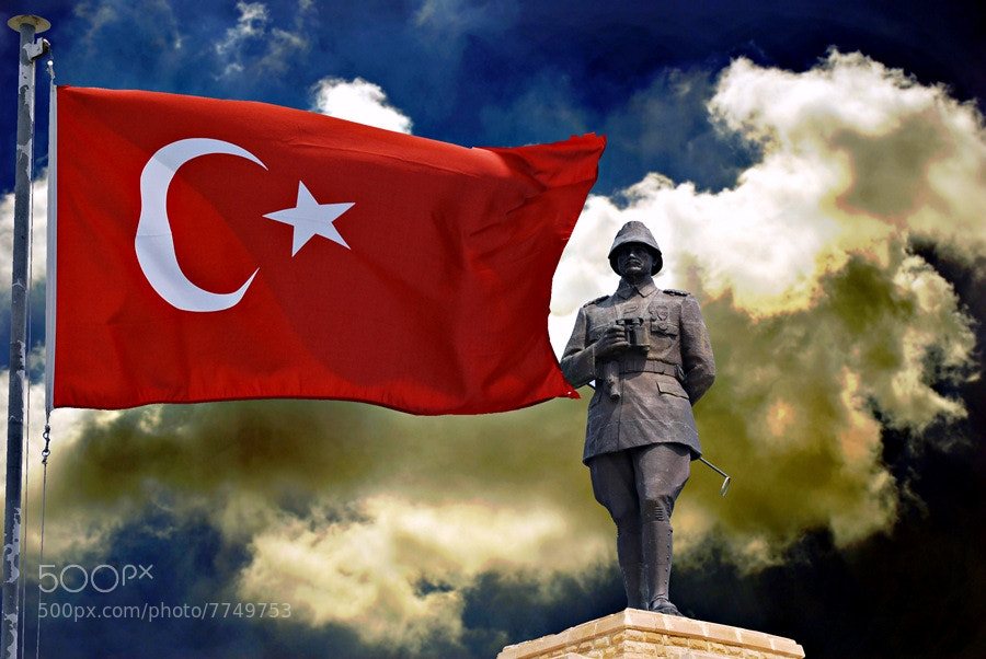Photograph 19 MAY 2012 - M.K. ATATÜRK by ilker kursun on 500px