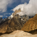 Постер, плакат: Baltoro Glaciers Road to Concordia