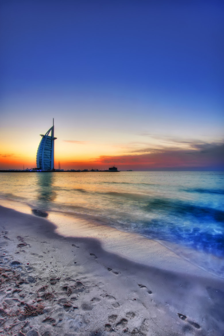 Photograph Dubai, Burj el Arab Hotel by Rami H on 500px