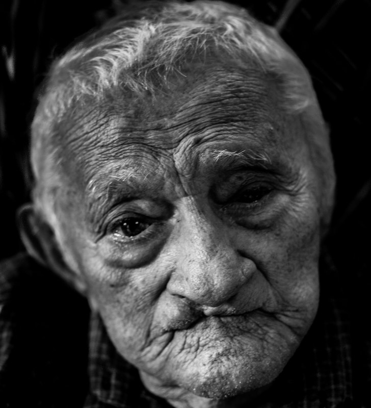 Photograph Grandpa by Paulo Barros on 500px