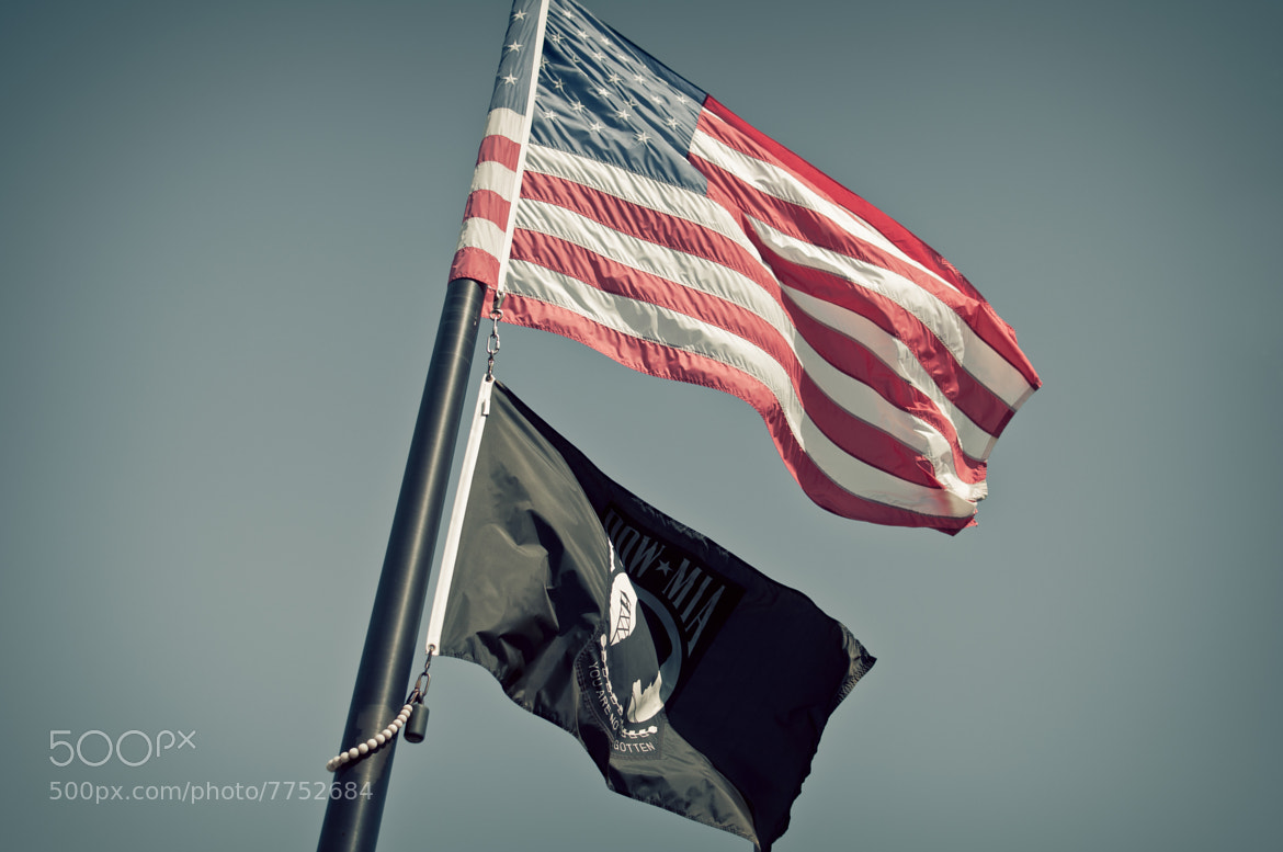 Photograph Stars & Stripes by Jonathan F Miller on 500px