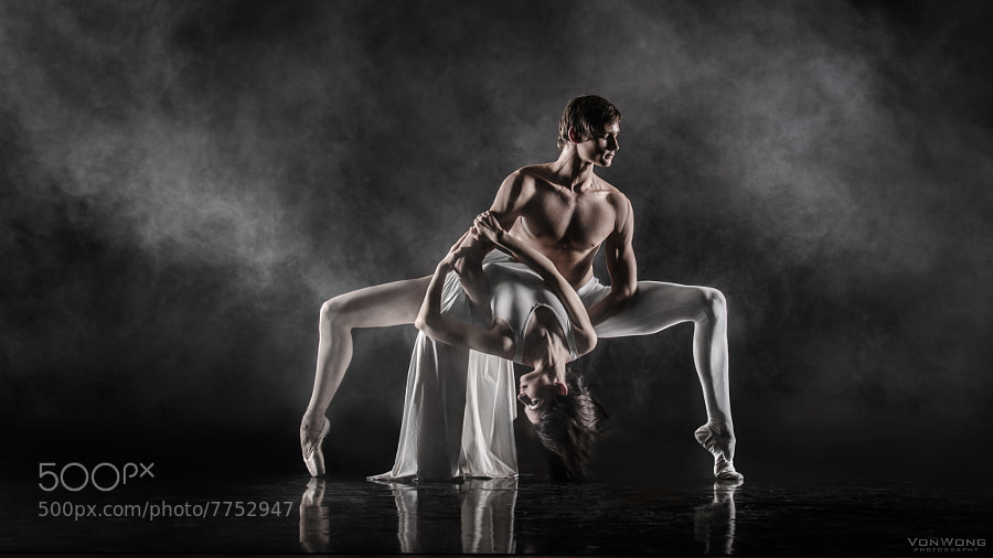 Photograph Perfect Equilibrium - National Slovak Theater by Benjamin Von Wong on 500px