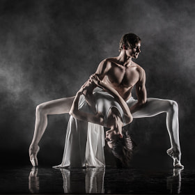 Perfect Equilibrium - National Slovak Theater by Benjamin Von Wong (vonwong)) on 500px.com