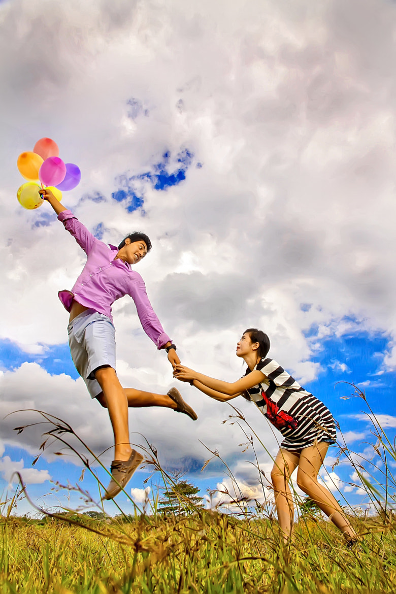 Photograph just let go by Satria Gustri on 500px