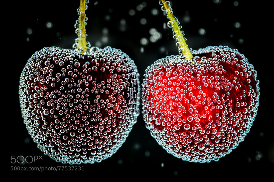 Photograph Cherries by Laurens Kaldeway on 500px