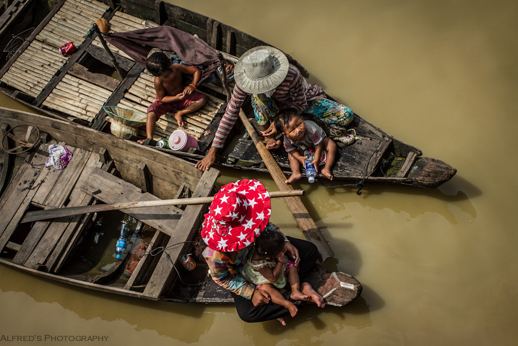 Photograph Tonle Sap Lake by Alfred Lim on 500px