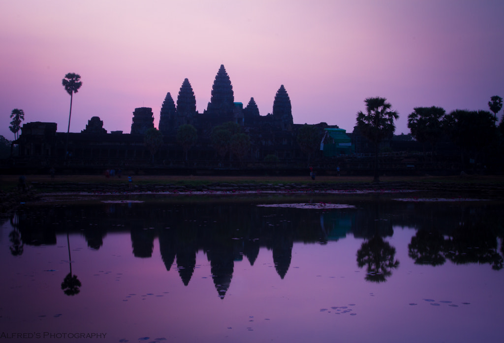 Photograph Angkor Wat by Alfred Lim on 500px