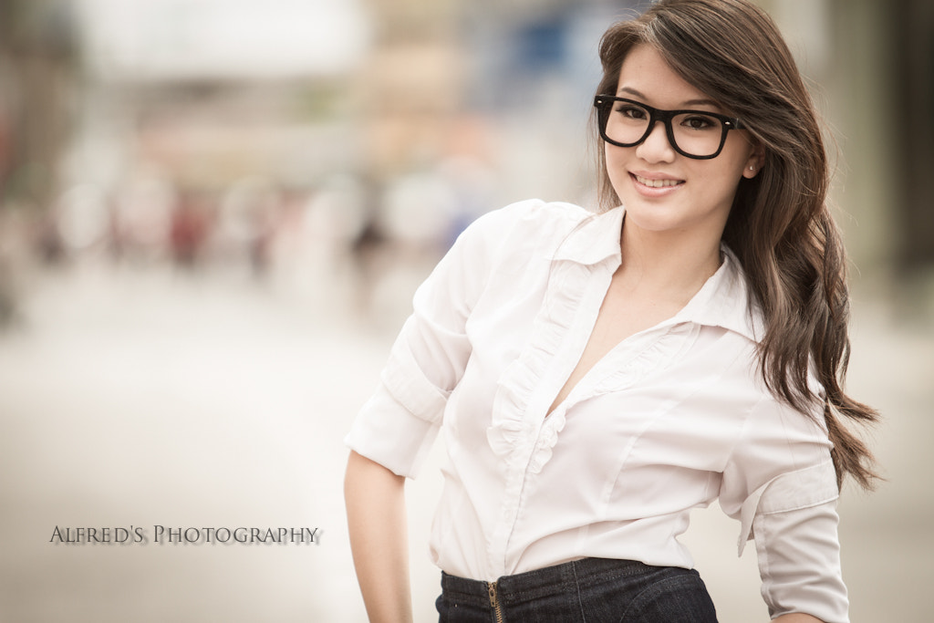 Photograph Laureen Quah by Alfred Lim on 500px