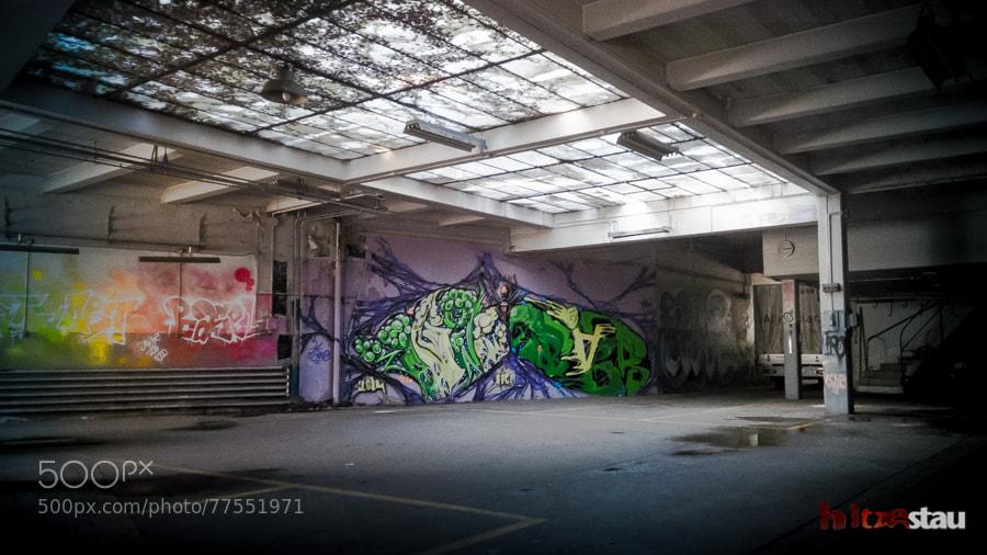 Photograph Empty Workshop by hitzestau on 500px