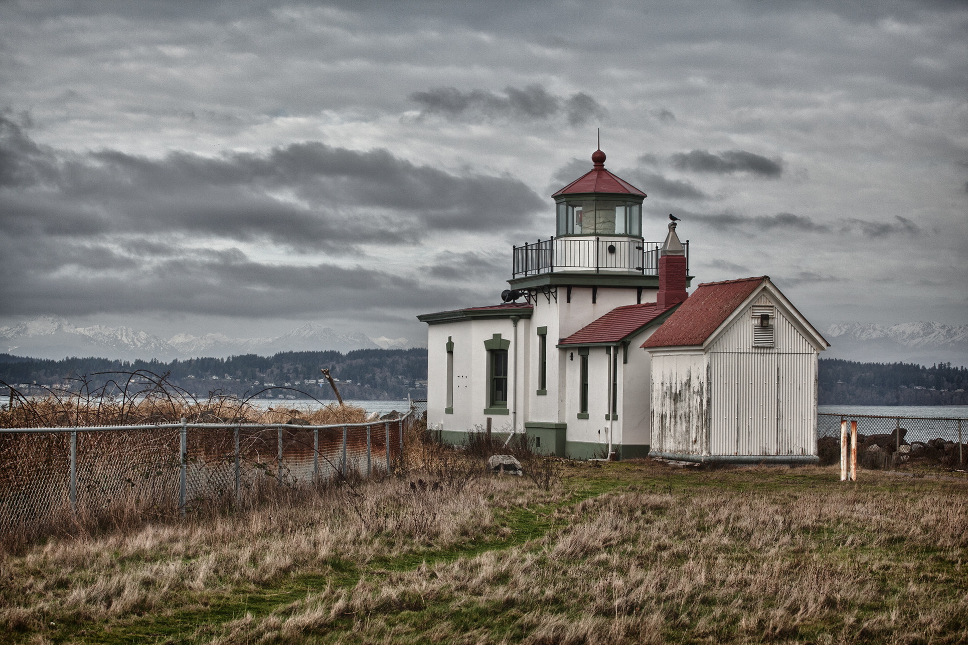 Photograph West Point Lighthouse Restoration by Jack Markle on 500px