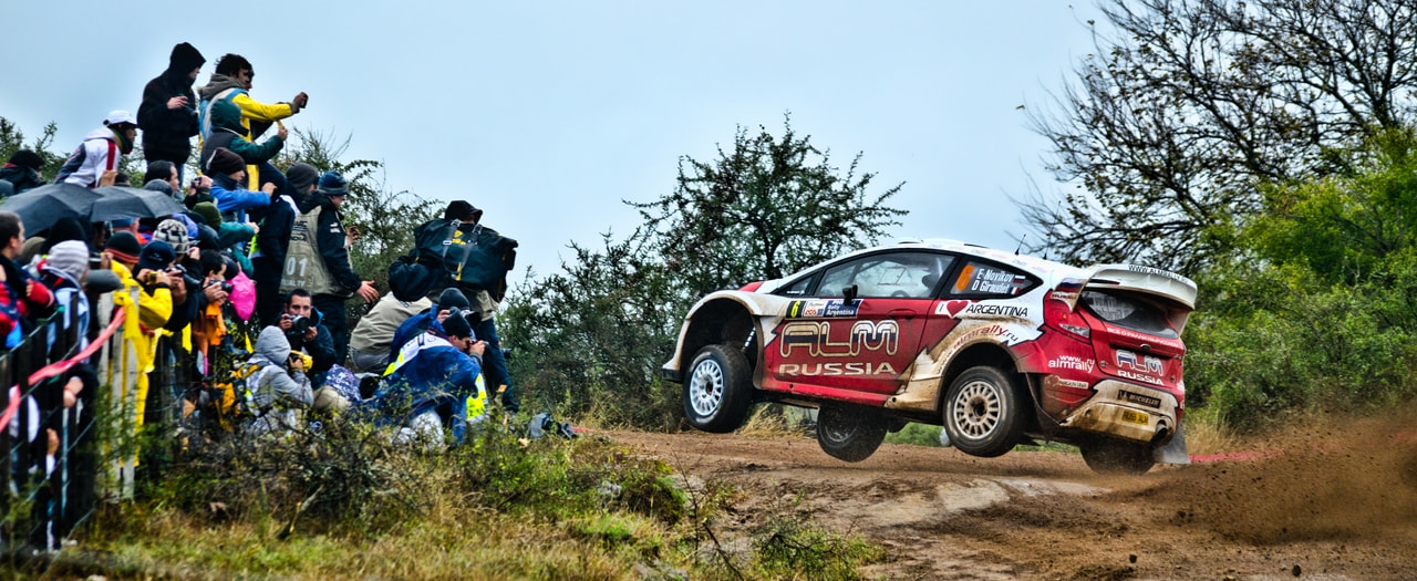 Photograph WRC 2012 ARGENTINA by Ricardo Goercke on 500px
