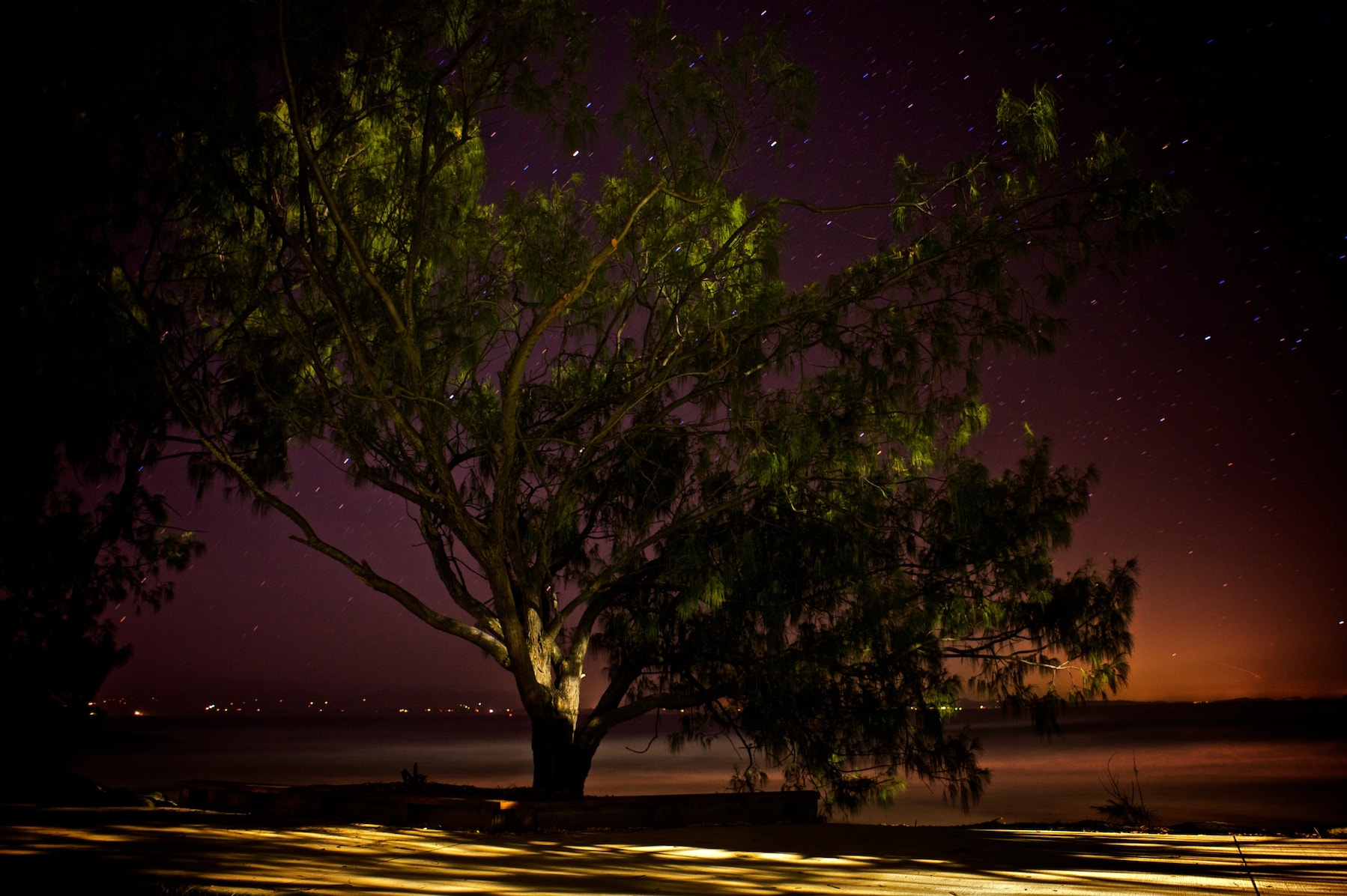 Photograph Midnight at Byron Bay by Alan Graham on 500px