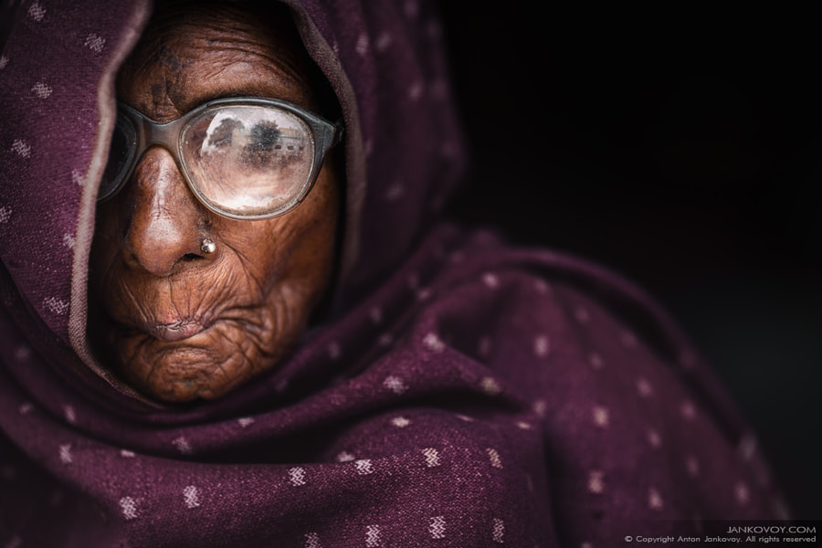 The Face of Time by Anton Jankovoy on 500px.com