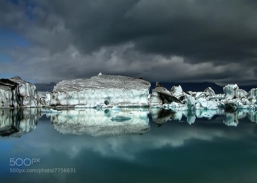 Photograph Icebergs III by Þorsteinn H Ingibergsson on 500px