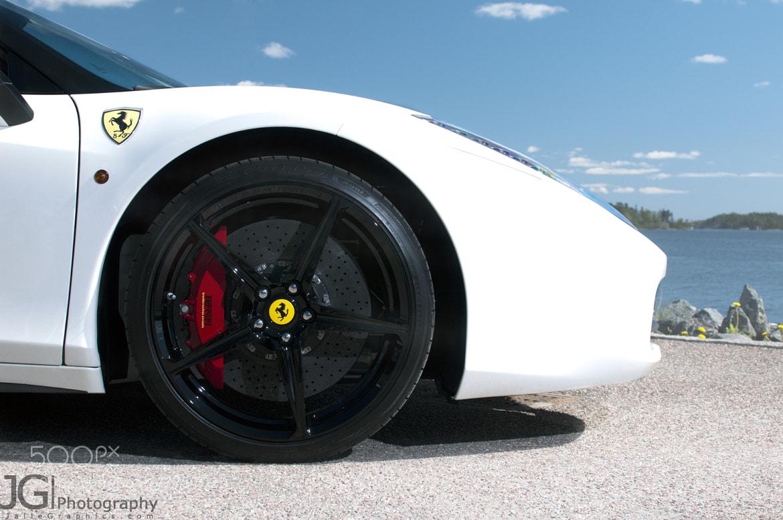 Photograph Ferrari 458 Spider by Hjalmar van Hoek on 500px