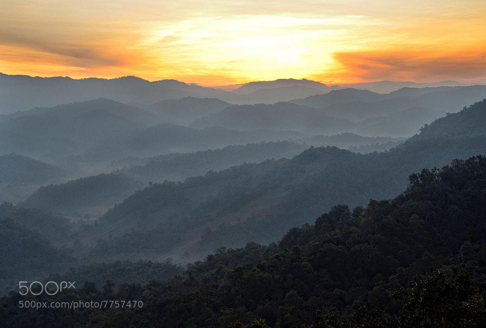 Photograph Doi Huamod2 by Sundae Morning on 500px
