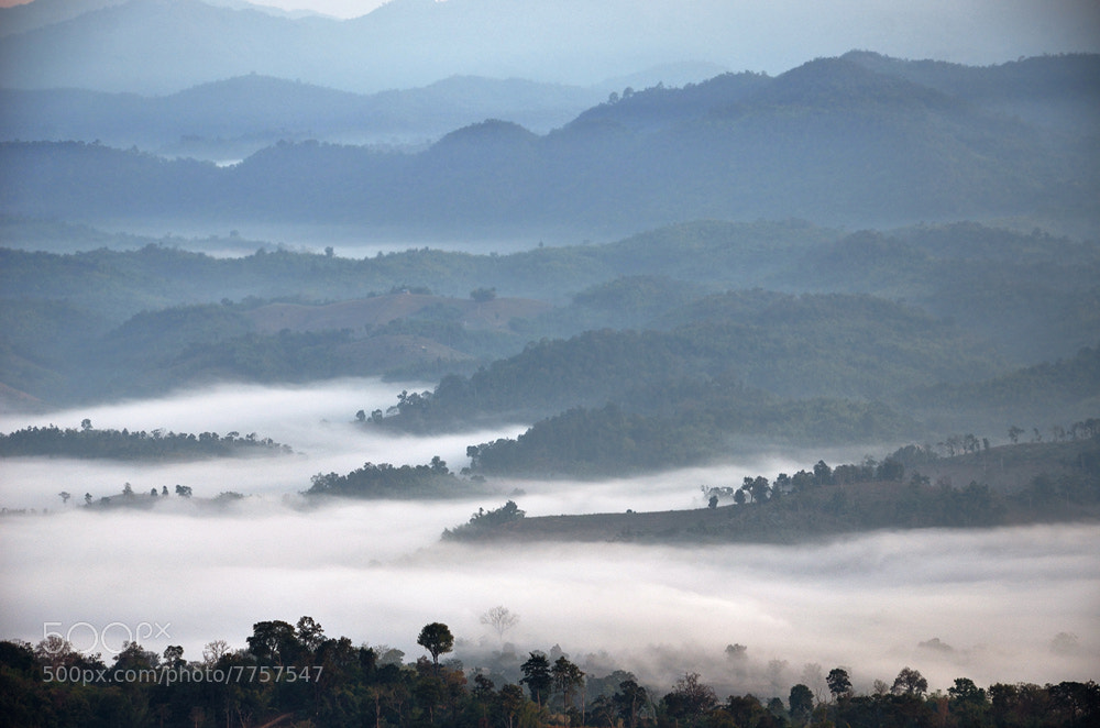 Photograph Doi Huamod4 by Sundae Morning on 500px