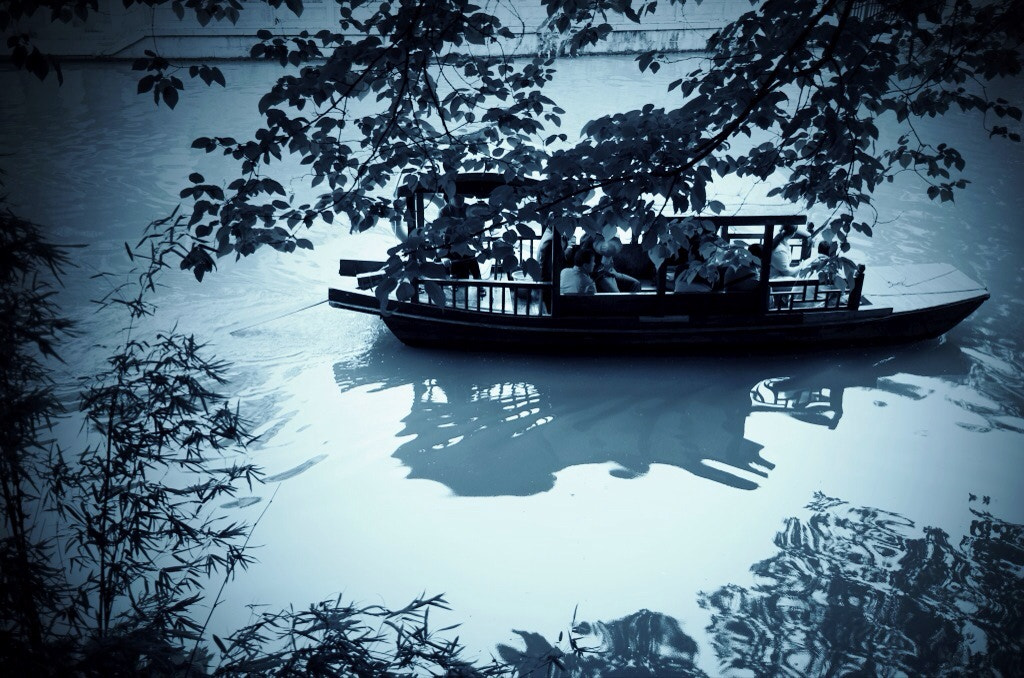 Photograph boat by Weber Gu on 500px
