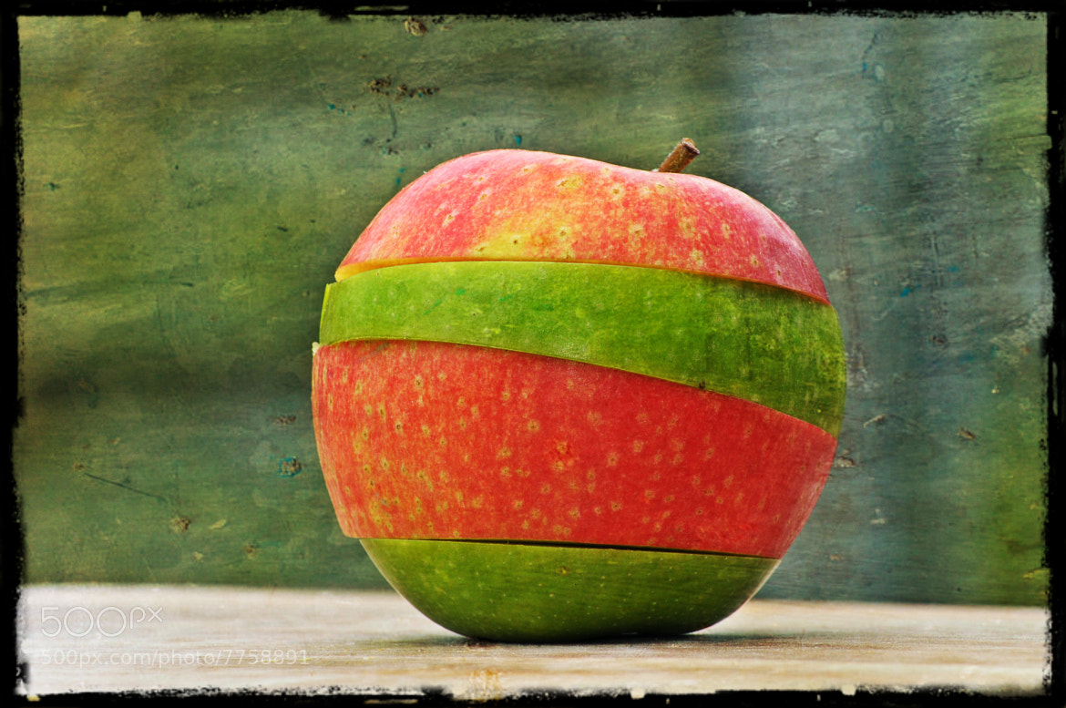 Photograph Apple A Day  by André Visagie  on 500px