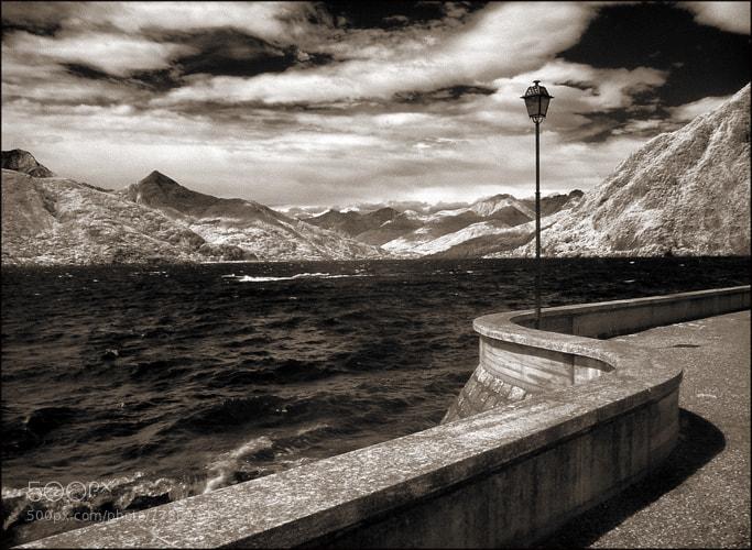Photograph Menaggio Lamp by Richard Gadd on 500px