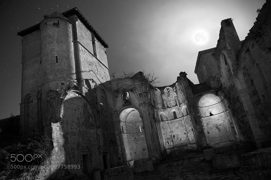 "Photograph ""The BEAUTIFUL RUIN"" / ""La BELLA RUINA"" by Juan PIXELECTA on 500px"