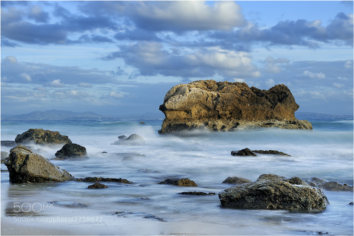 Photograph Rocas en la Playa by César Comino García on 500px