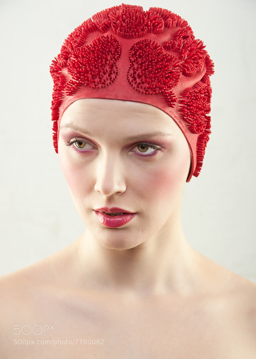 Photograph Girl with a red cap by Philipp Tonn on 500px