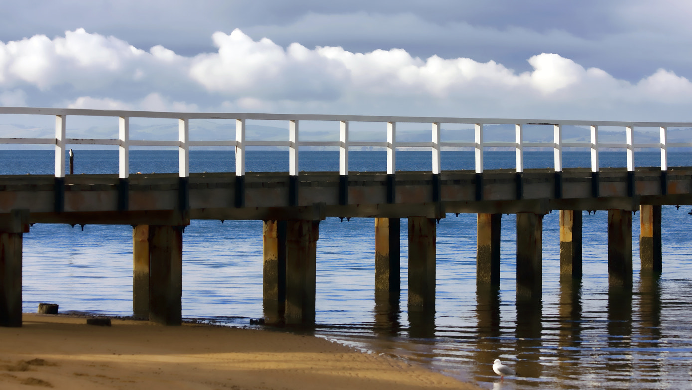 Photograph Rhyll Pier by Brendon C on 500px