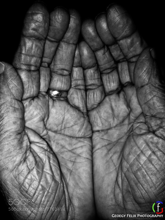 Photograph Old Hands by Georgy Felix on 500px