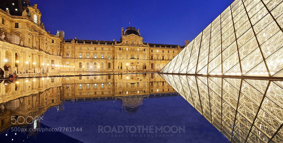 Photograph Postcard from Paris by Road to the moon // Travel Photography // on 500px