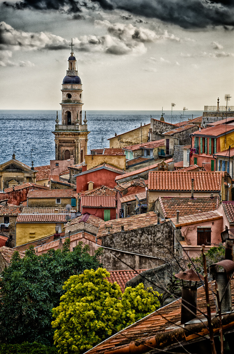 Photograph Menton, France by Gilles Menghetti Gilles on 500px