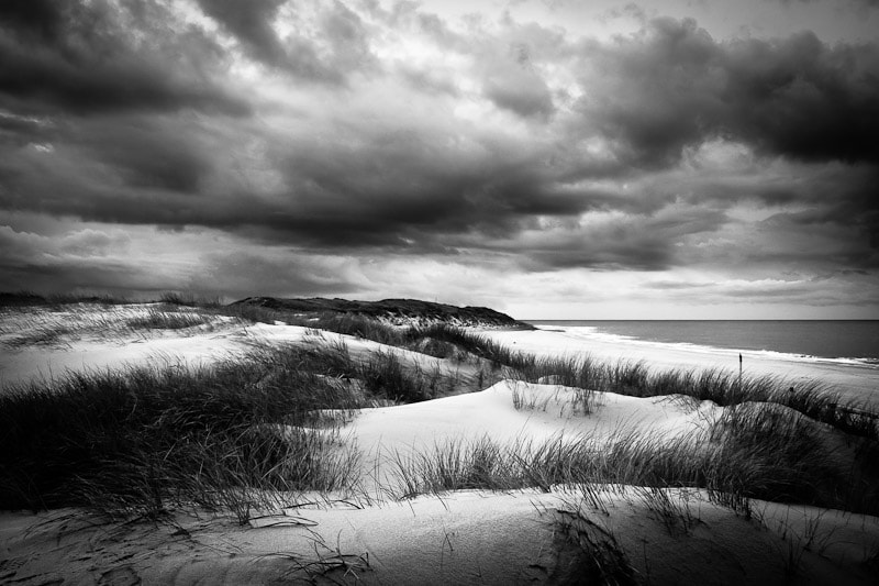 Photograph stormy weather at the sea by Stephanie  on 500px