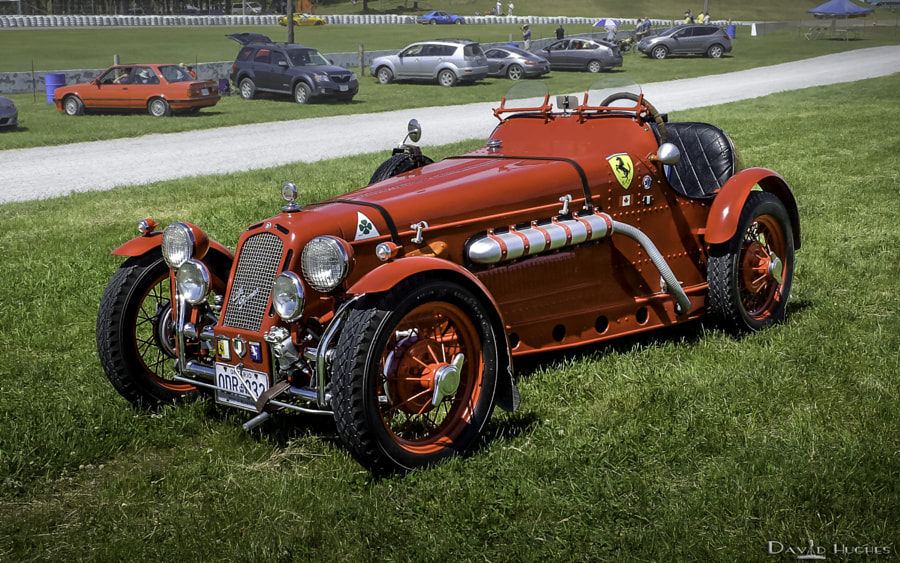 1930 Alfa Romeo 8C 2014 VARAC